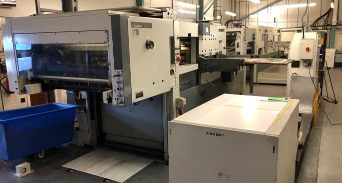 BOBST SP 1120